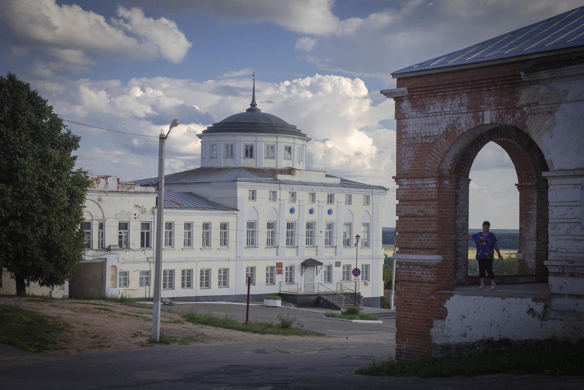 КАСИМОВ - Валерий Гудков