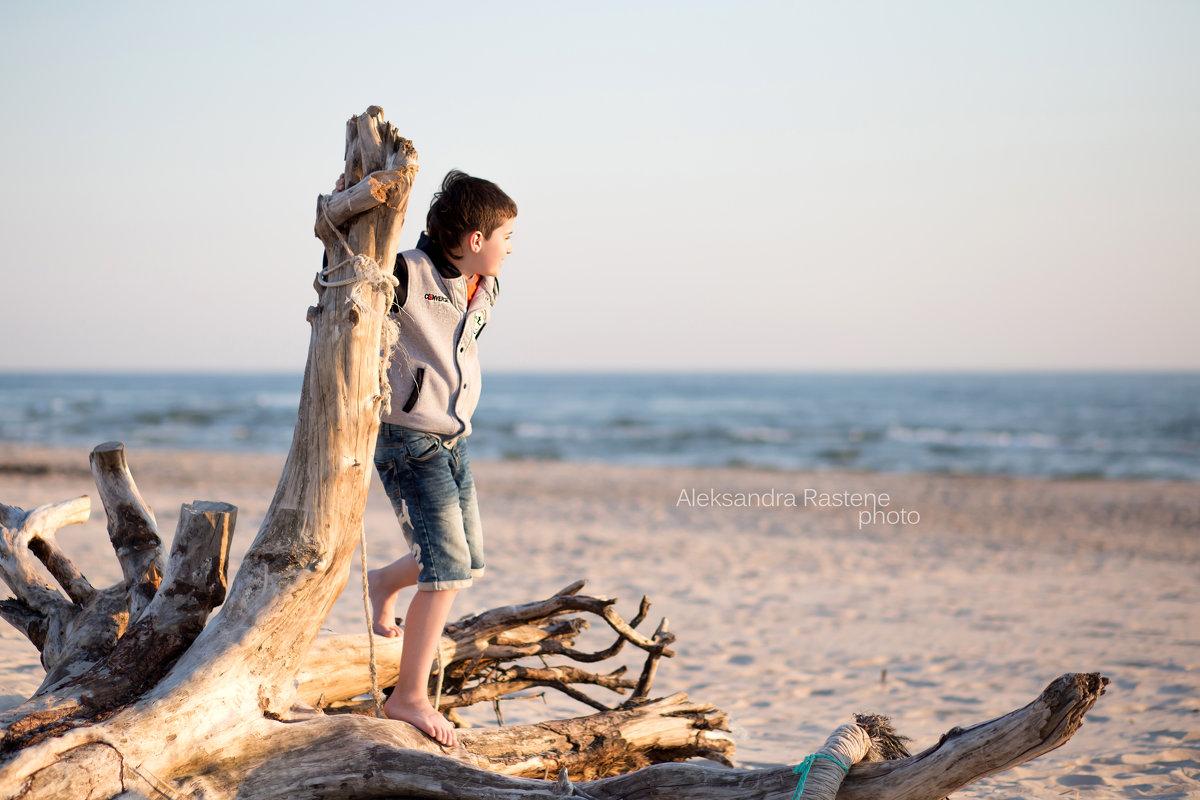 Baltic sea - Aleksandra Rastene