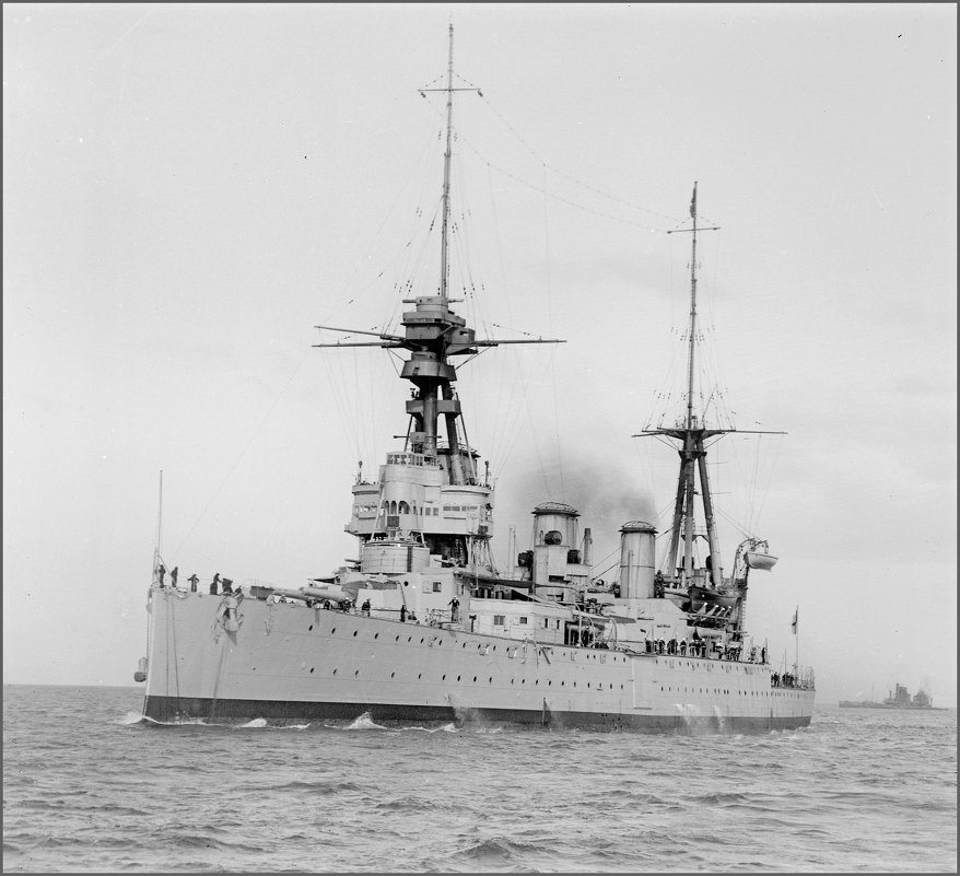 "HMAS battlecruiser ""Australia"". - Александр"
