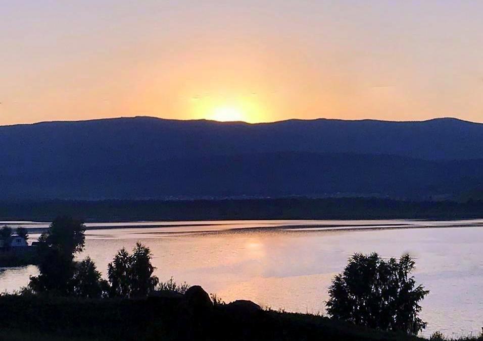 Восход на Урале - Елена