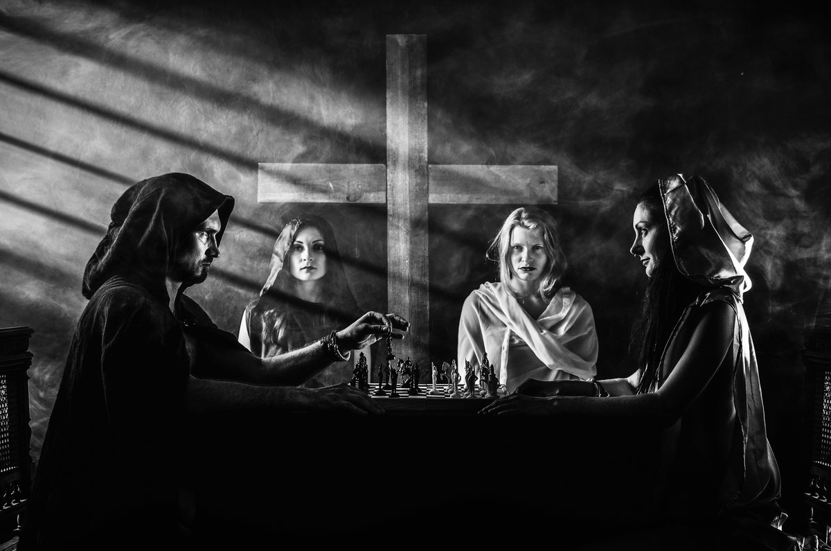 Chess with Death - Виталий Шевченко