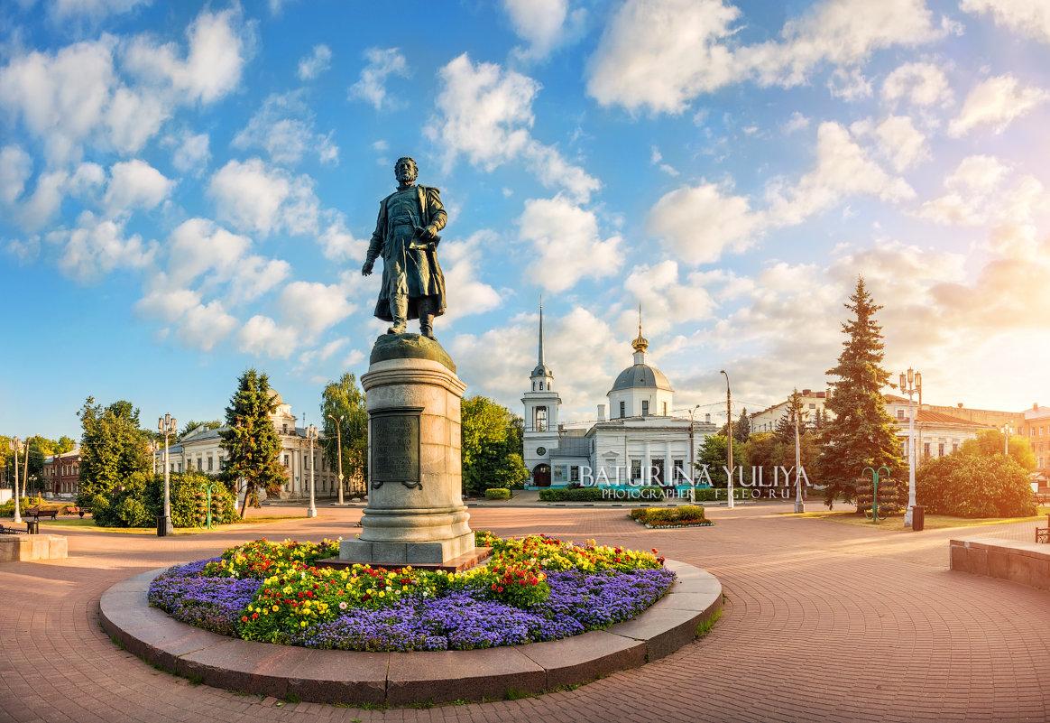 Афанасий Никитин в Твери - Юлия Батурина