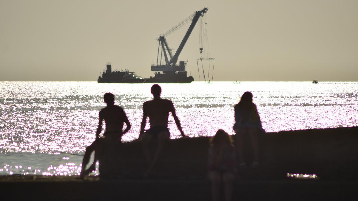 На Черном море. Август - Игорь Кузьмин