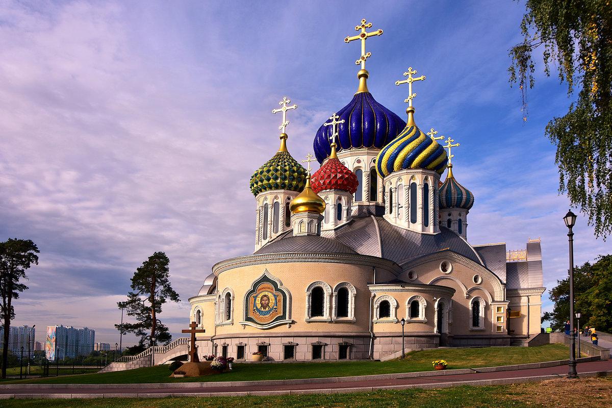 Храм в Переделкино - Oleg S