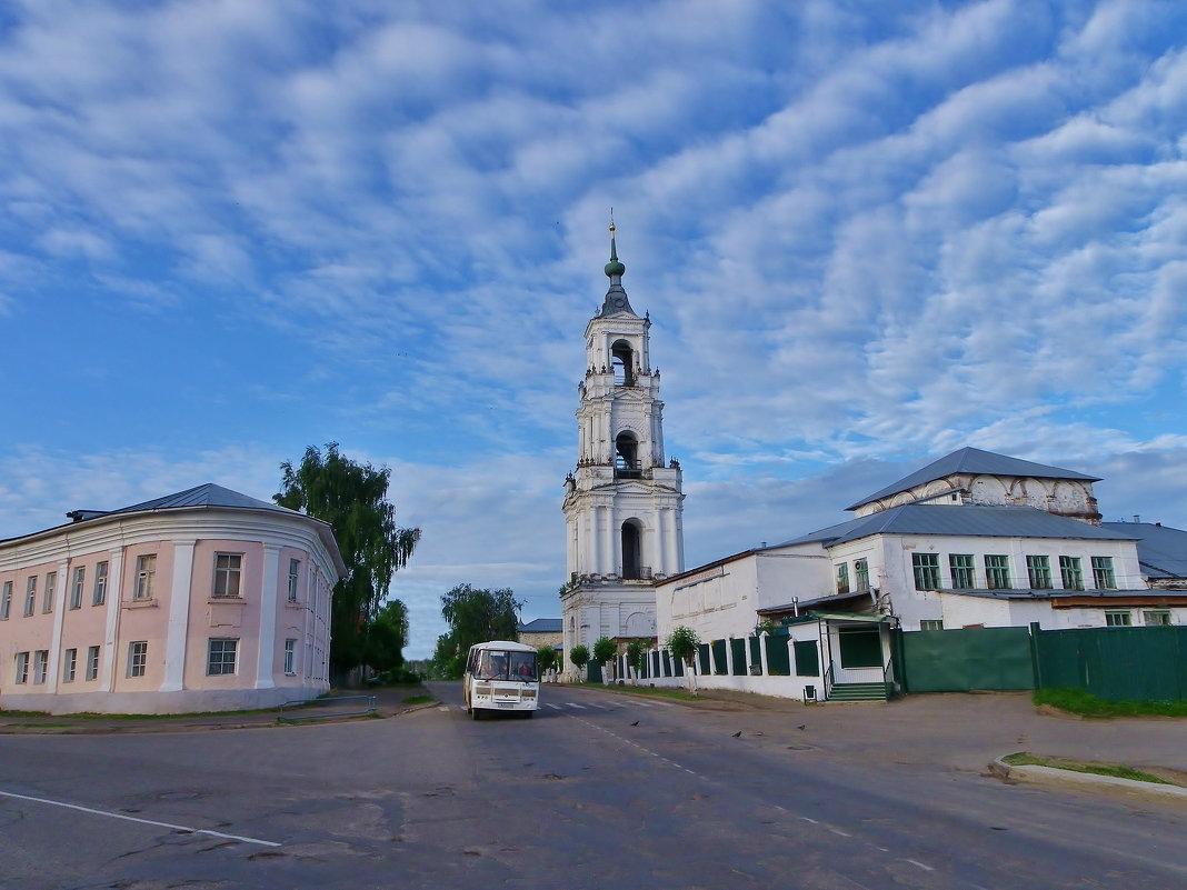 Первый автобус - Святец Вячеслав