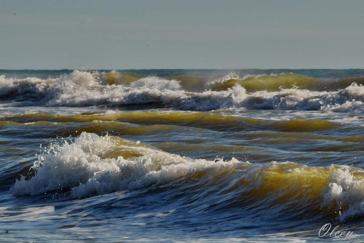 Волны Средиземного моря - Olcen Len