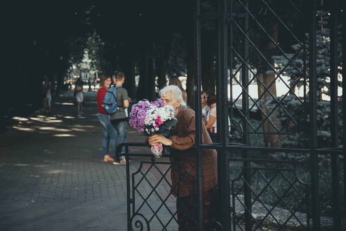 Женщина с цвеками - Павел Николаевич Свобода