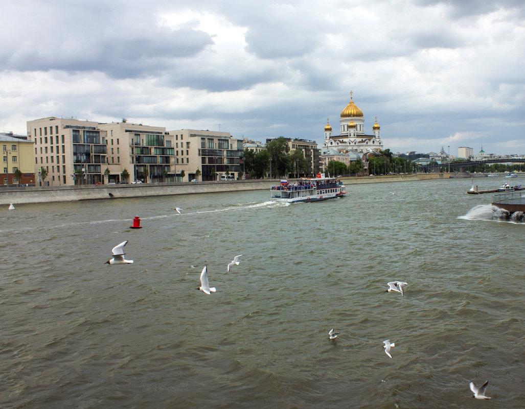 Москва-река - Елена Аксамит