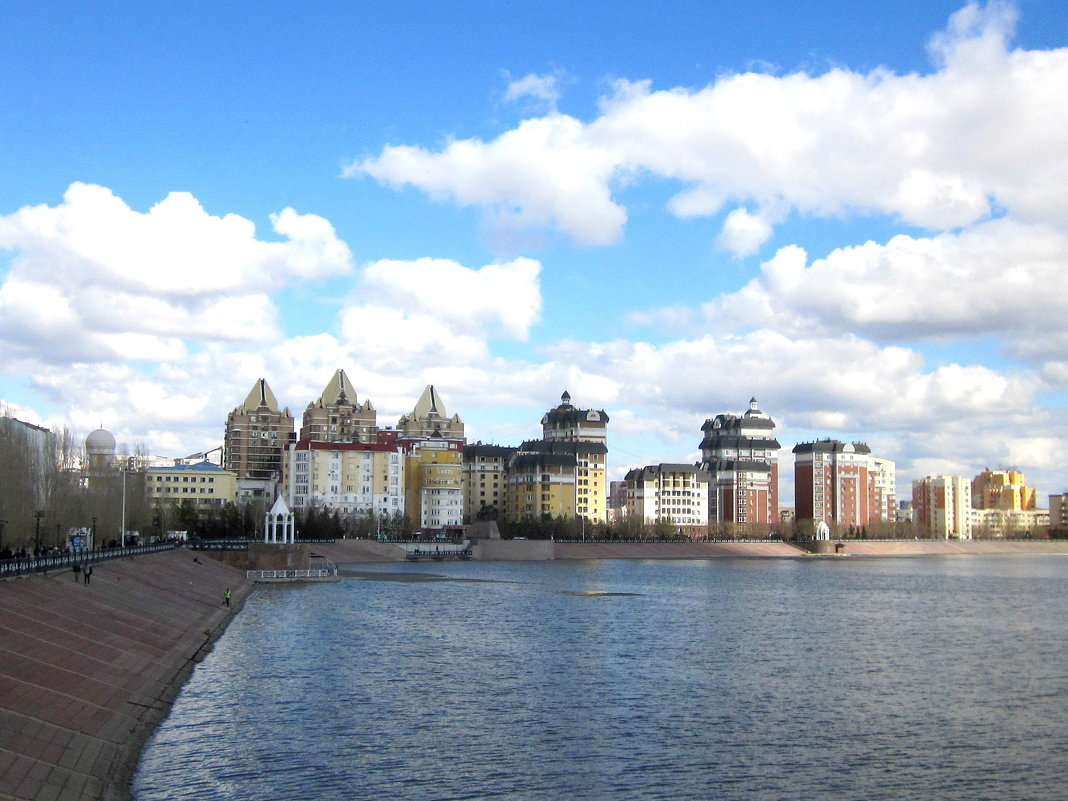 Астана. Казахстан - An-na Salnikova