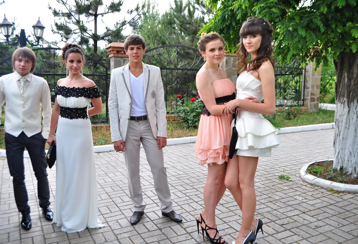 Выпускной - Максим Бутрим