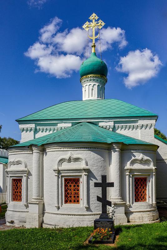 Москва. Новодевичий монастырь - Николай Николенко