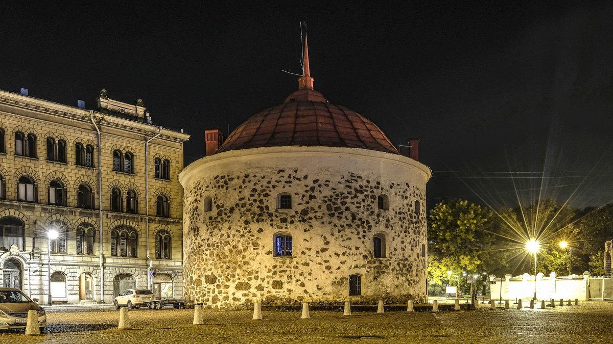 Круглая башня г. Выборга - Георгий