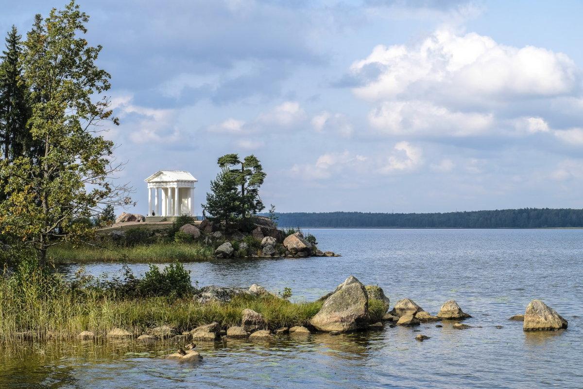 храм Нептуна - Георгий