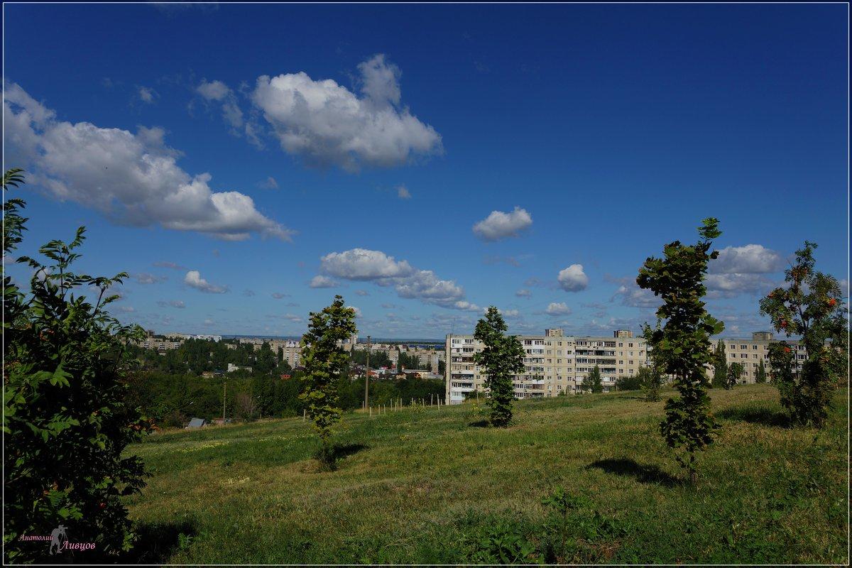 Облака...облака...белогривые лошадки... - Anatol Livtsov
