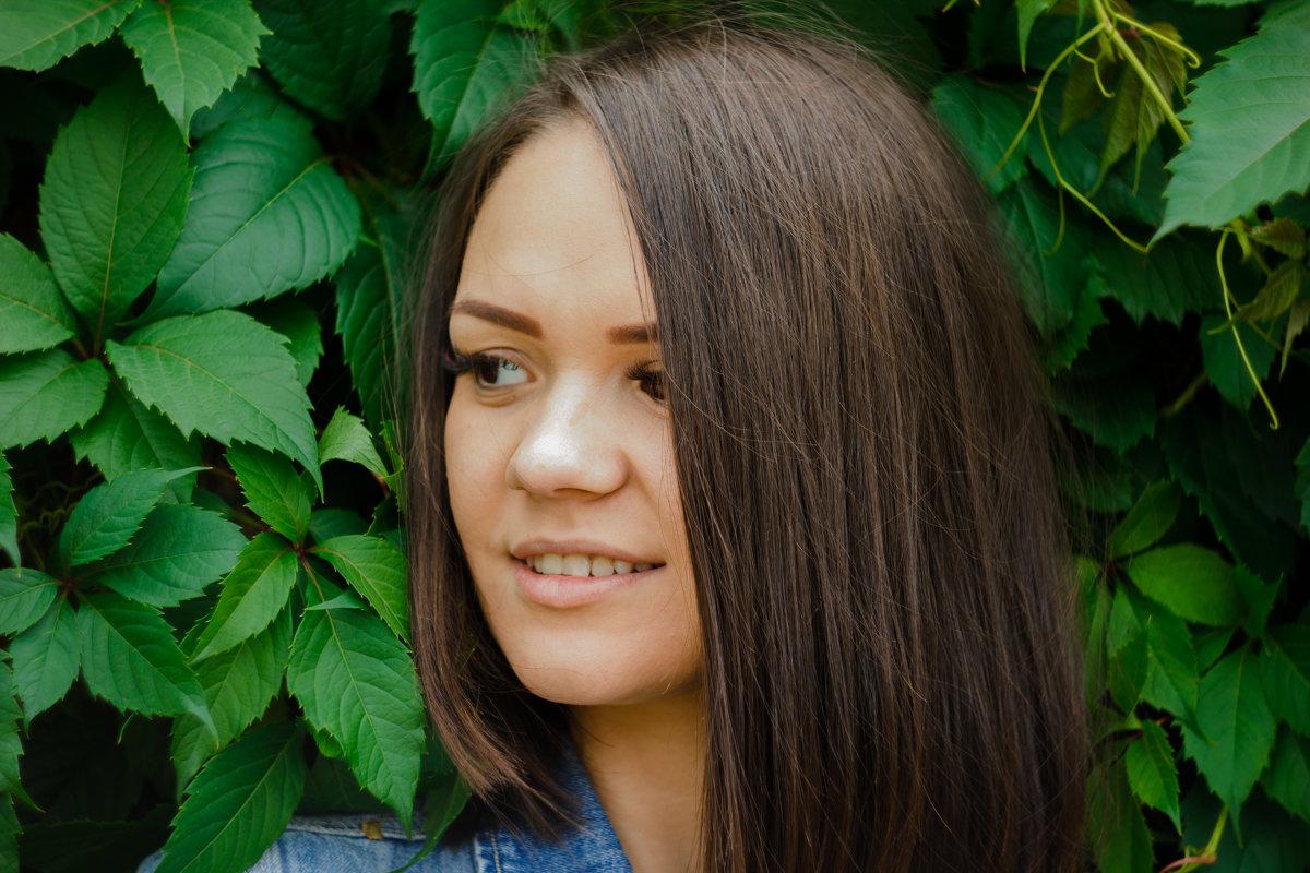 Алина - Оксана Баллыева