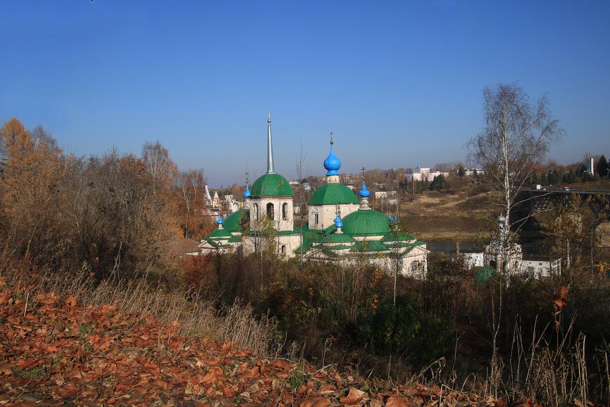 Храм Параскевы Пятницы.