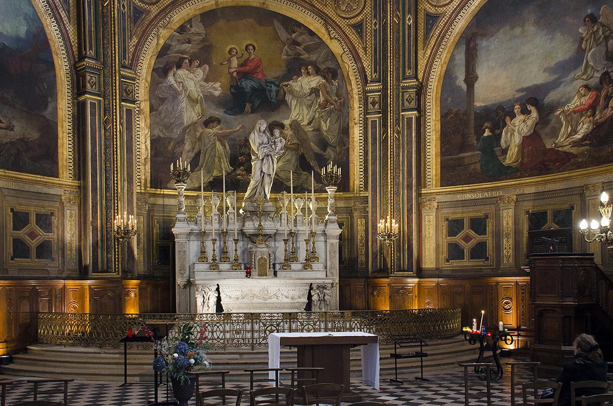 В католическом соборе - Alexandеr P