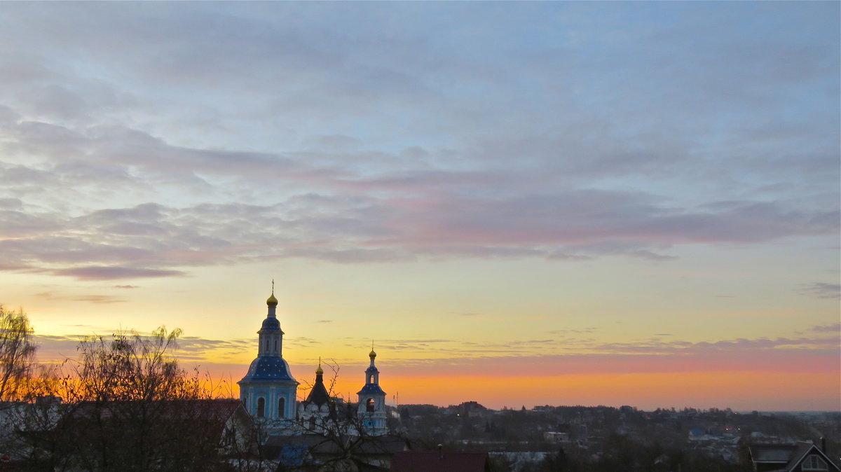 ноябрьское утро - НАТАЛЬЯ