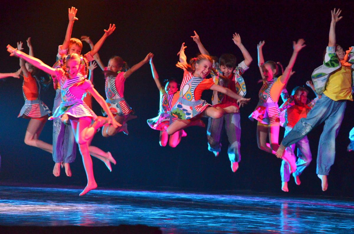 Конкурсы для детей танцевальный