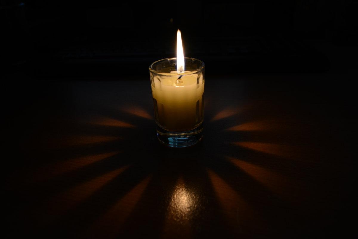 Свеча горела на столе..... - Андрей + Ирина Степановы