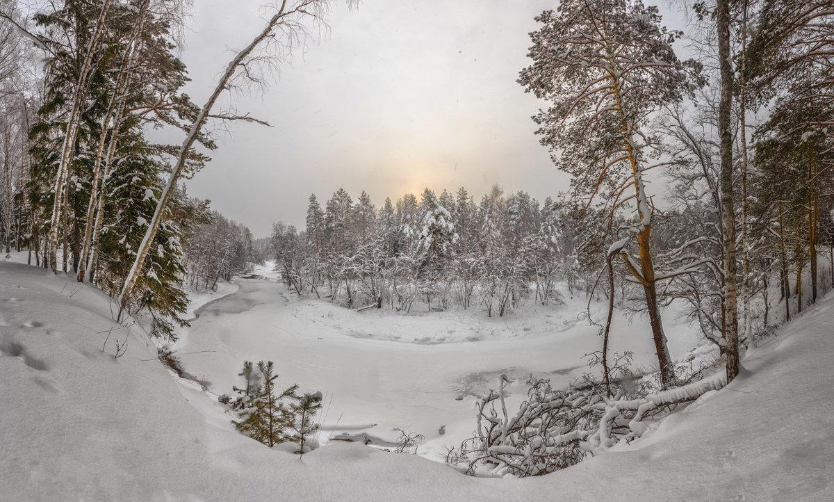 Вечер на реке Нерль - Николай Андреев