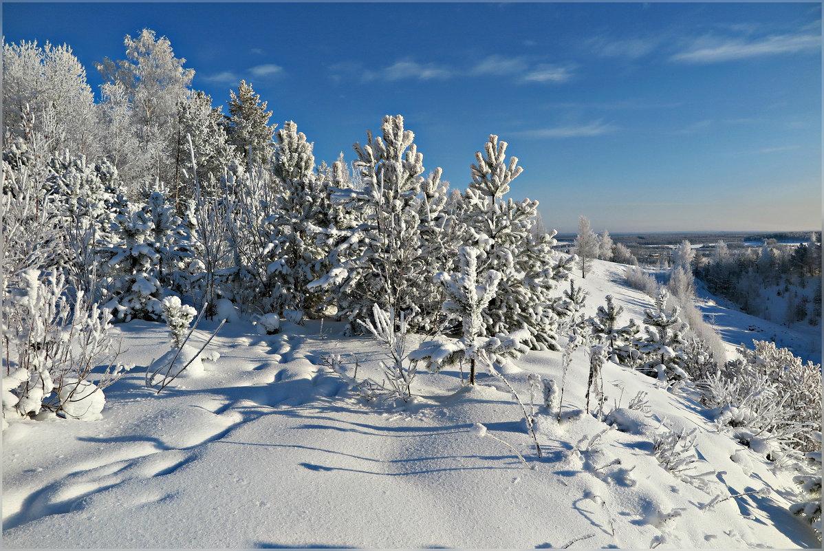 Мороз и солнце... - Leonid Rutov