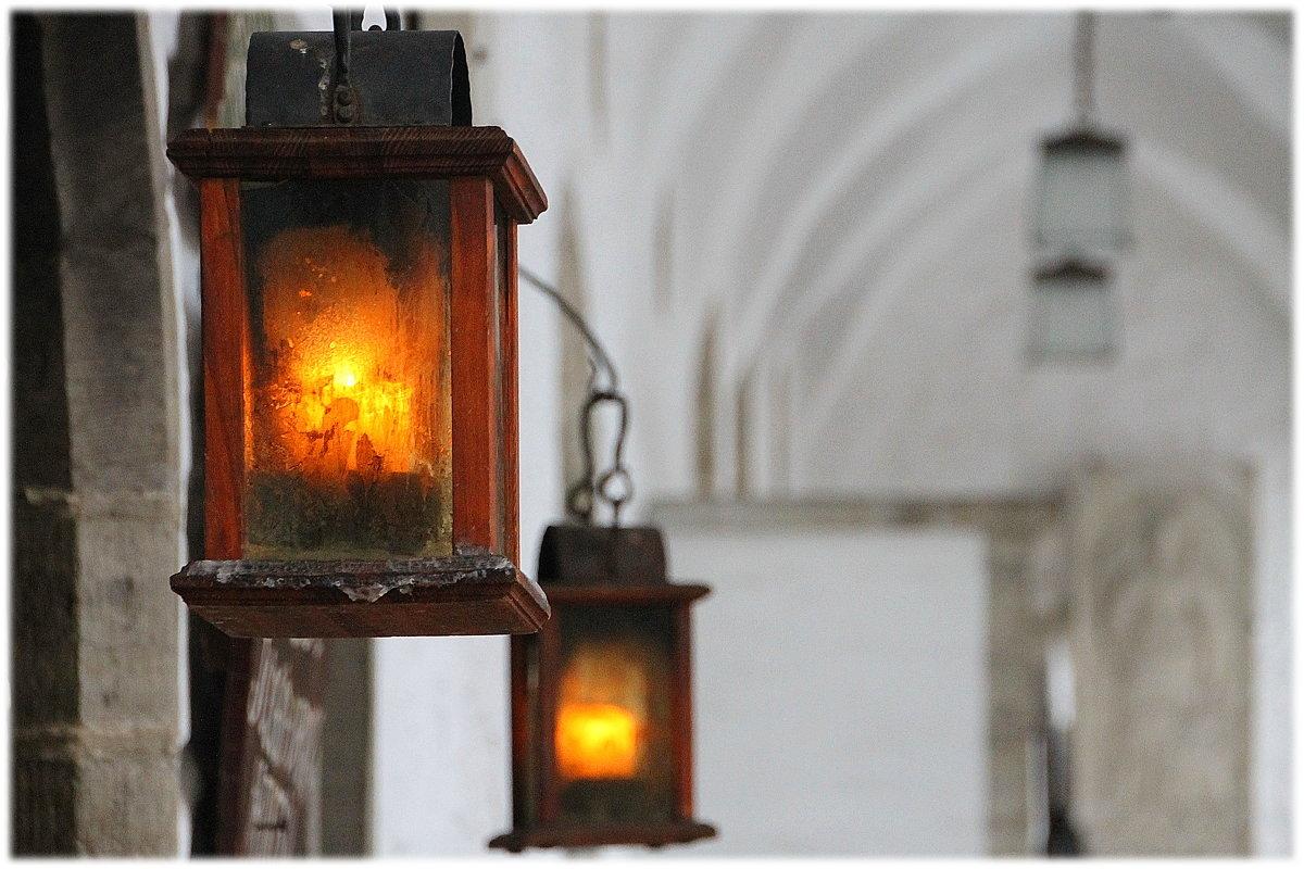 Светает.....погаснут снова фонари.... - Tatiana Markova
