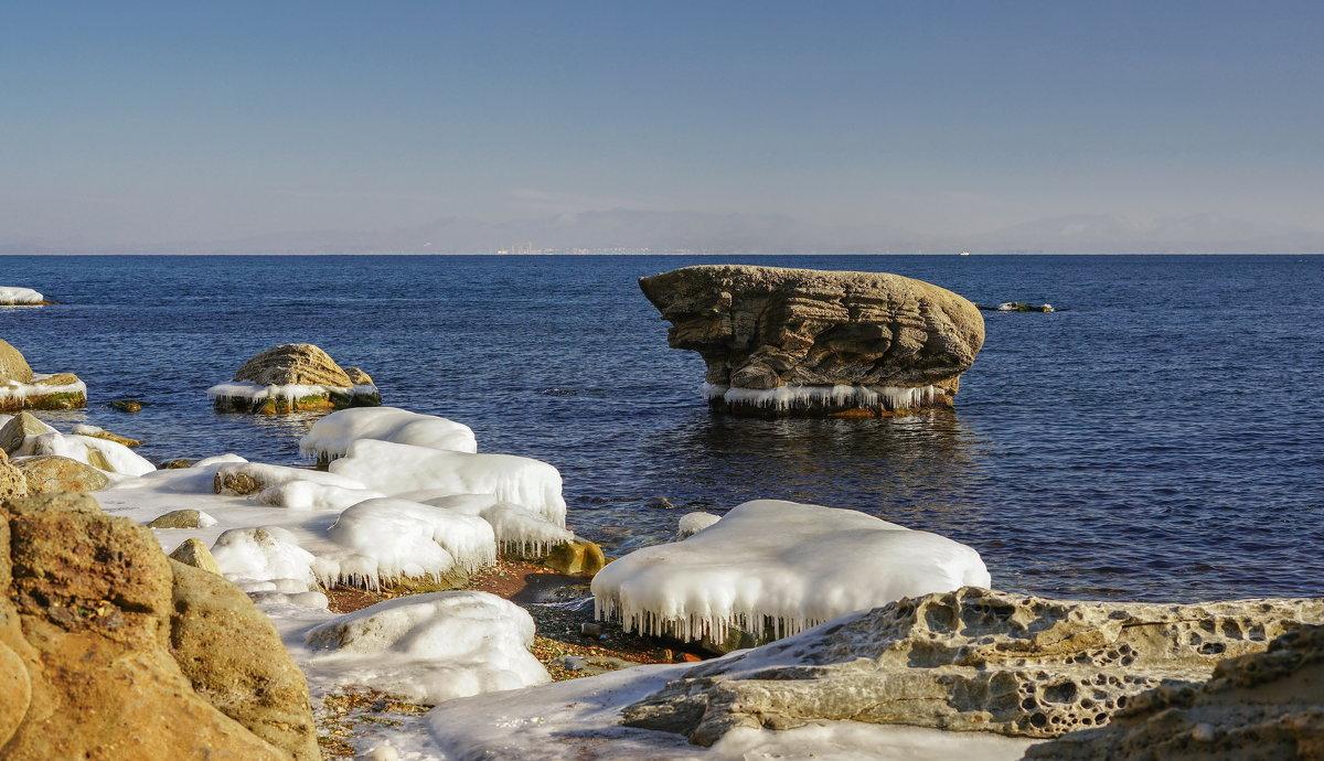 Морской пейзаж - Эдуард Куклин