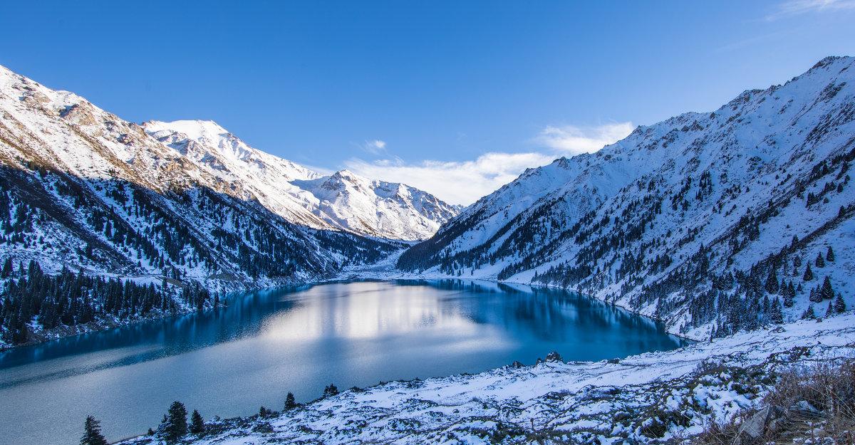 озеро - Serik B.
