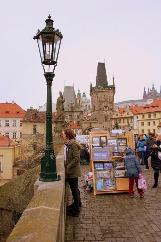 Прага - Николай Гренков