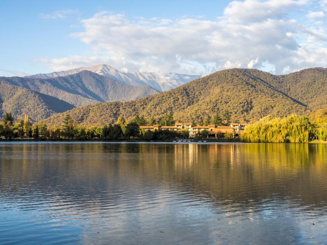 озеро Лопото - Лариса Батурова