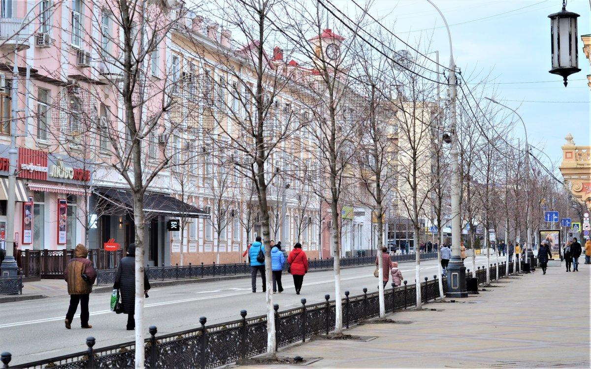 улица Красная - Josef Kaston