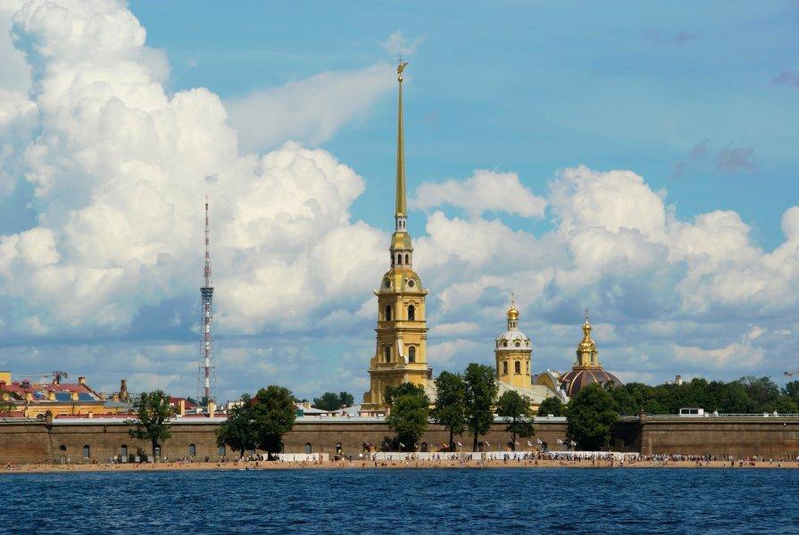 Петропавловская крепость - Алексей Кудрявцев