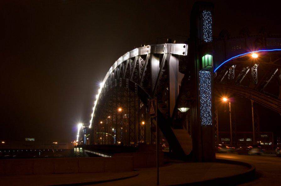 Большеохтинский мост - Алексей Кудрявцев