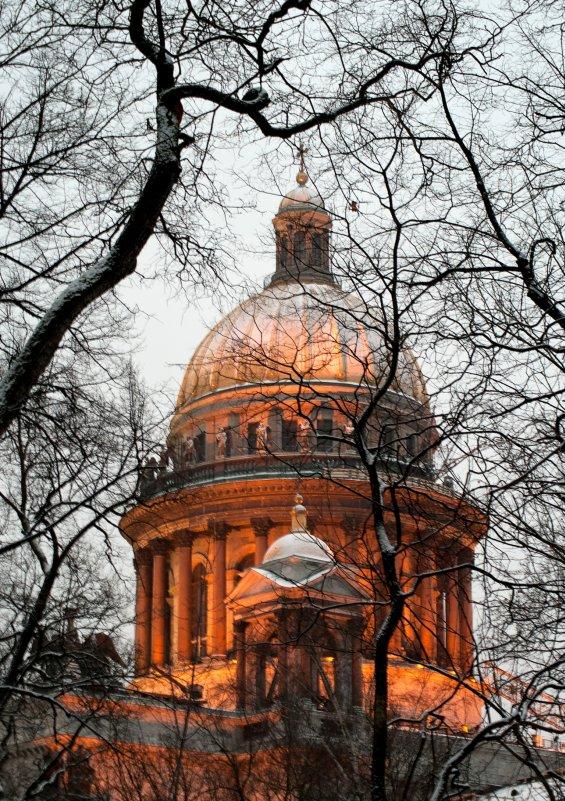 Иссакиевский собор - Алексей Кудрявцев