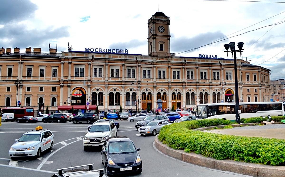 железнодорожных питере фото вокзалов в