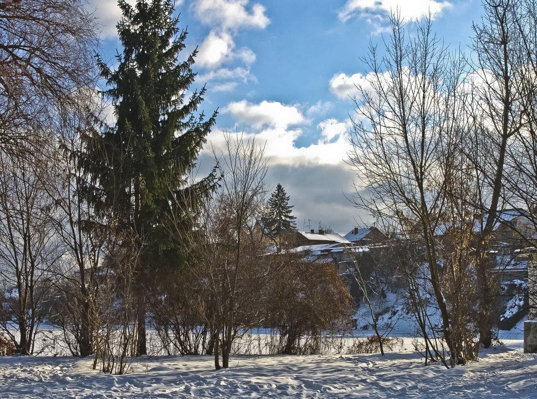 Зимние небеса