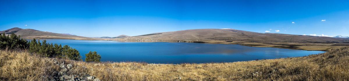 озеро Сагамо - Лариса Батурова