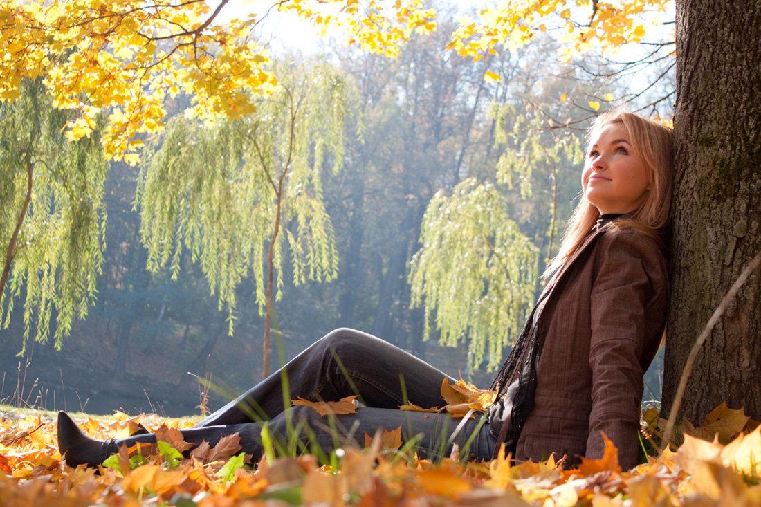 Осень в парке :: 1 2 – Социальная сеть ФотоКто