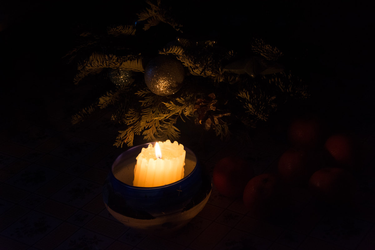Познай таинство ночи - зажги свечу - Павел Trump