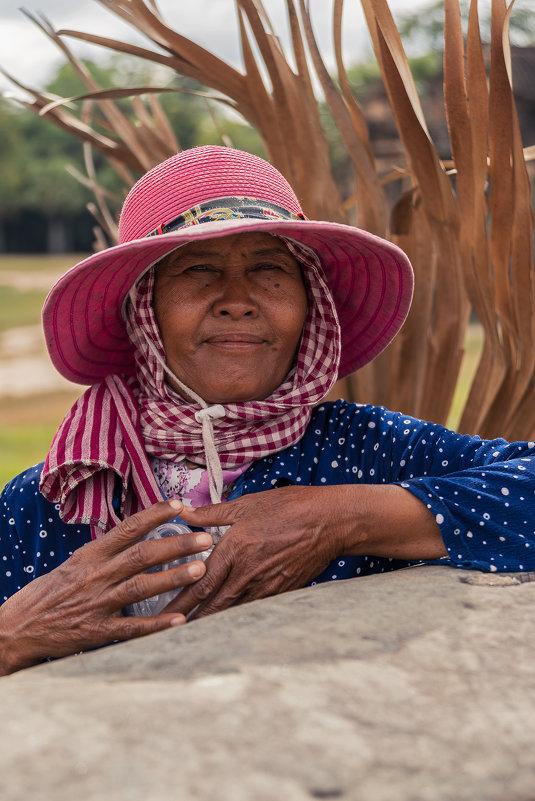 """Из серии """"Камбоджа"""". - Борис Гольдберг"""