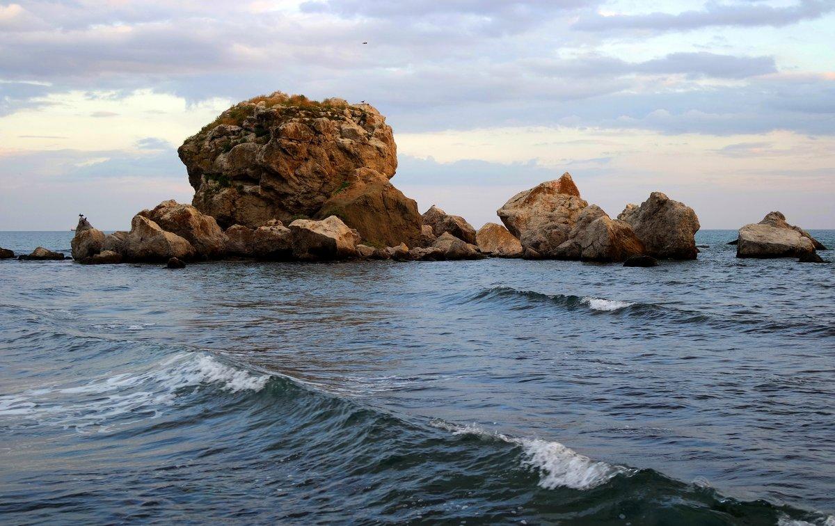 У пляжа Мохито.