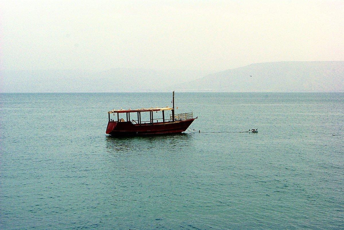 флот Галилейского моря - Александр Корчемный