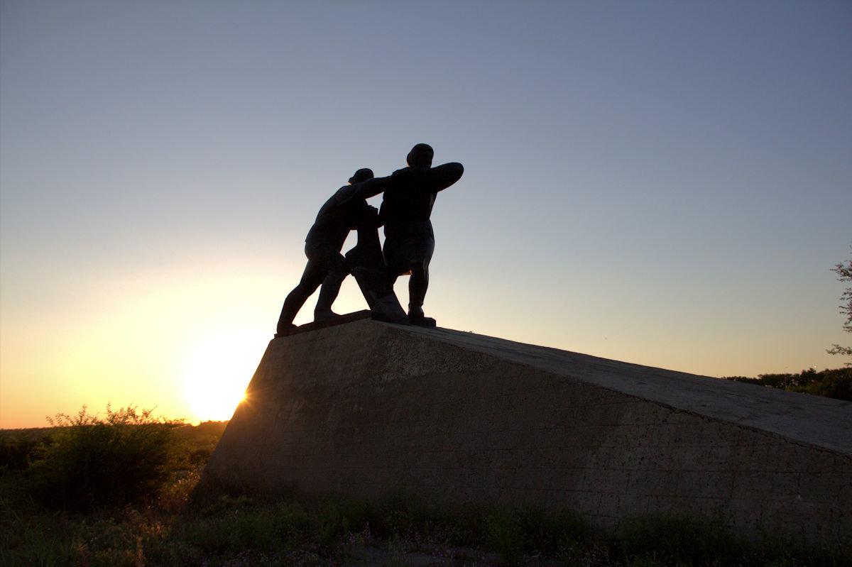 Памятник - Евгений Верзилин
