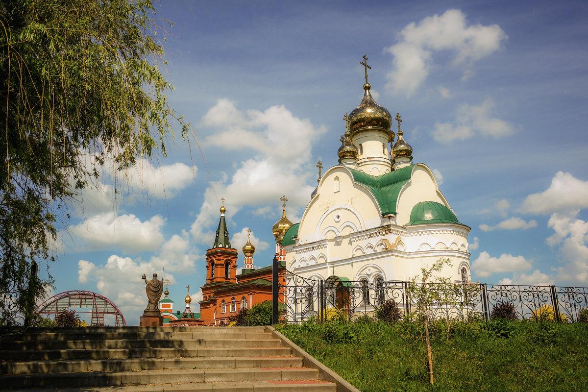 Монастырь Николая Чудотворца...... - Александр Селезнев
