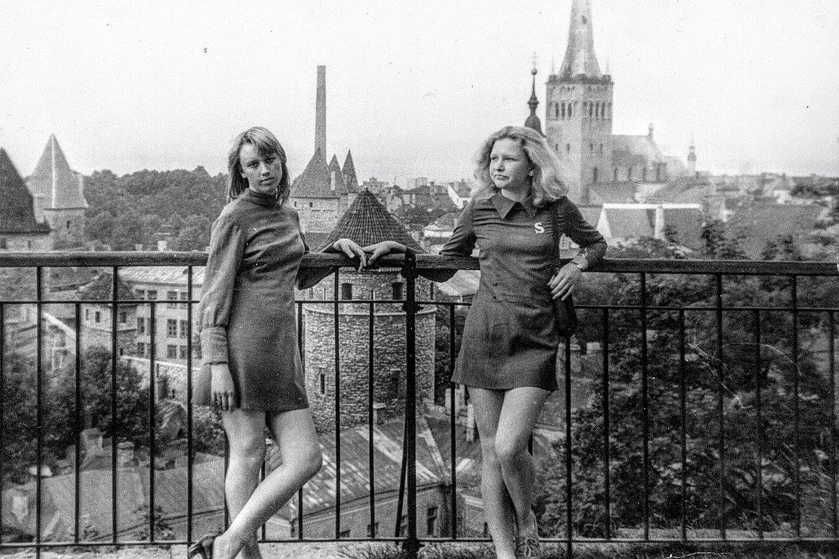 Воспоминание о Таллине. 1974 - Tata Wolf