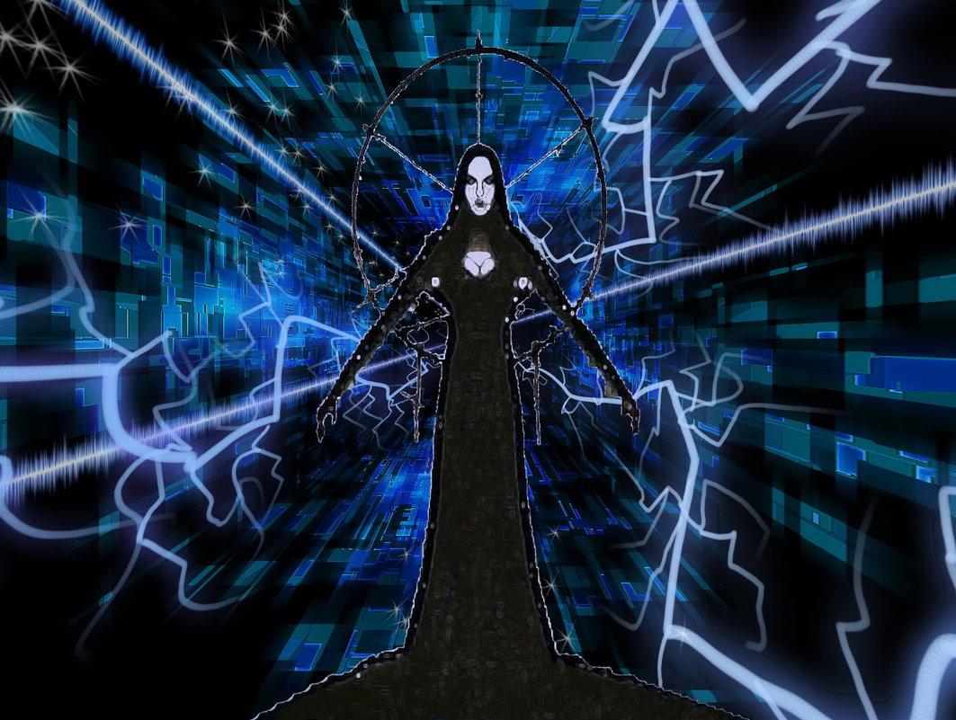 Энергия зла - irina Schwarzer