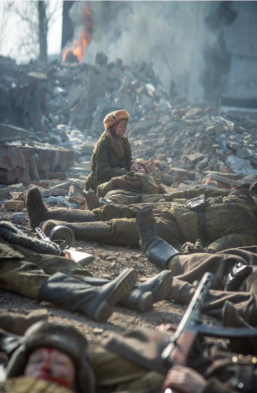 После боя - Дмитрий Головин