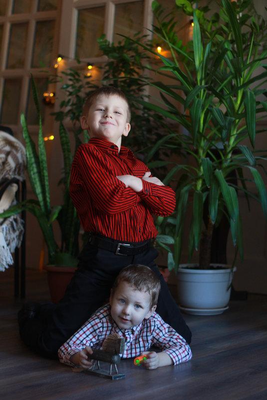 Братья - Алёна Горбылёва