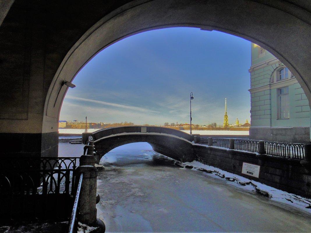 У Эрмитажного мостика... - Sergey Gordoff